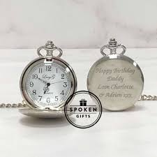 fob watch gifts ideas for dad uncle