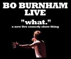 bo burnham tour bo burnham schedule