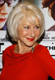 layered bob for women over 60