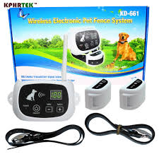 Wholesale 12 Pieces Dog Fence Wireless Containment System Wire Free Fencing Kd661 Kphrtek Best Wireless Fence System Fence System Dog Fencedog Fence Wireless Aliexpress