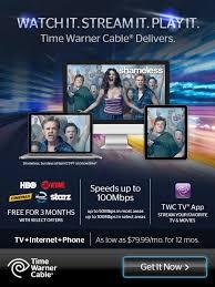 static ads time warner cable sooji