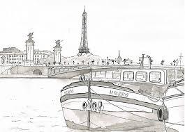 Kleurplaten Voor Volwassenen Parijs