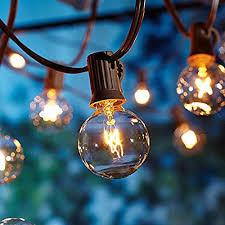 garden solar outdoor string lights