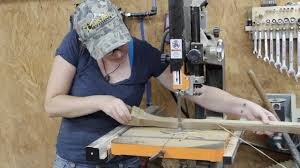 making an axe handle you