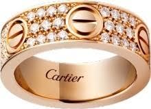 crb4087600 love ring diamond paved