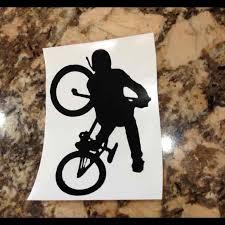 Other Copy Extreme Bikingbmx Vinyl Decal Poshmark