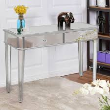 console table make up desk bedroom