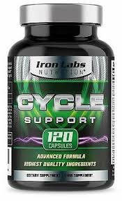 cycle support iron labs nutrition on