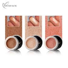 niceface shimmer loose powder mineral