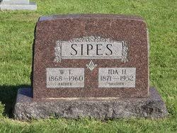 Ida Henderson Prather Sipes (1871-1952) - Find A Grave Memorial