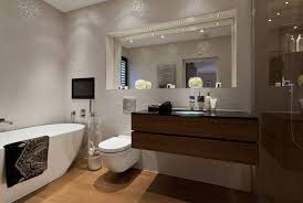 diy light up wall mirror nz circle