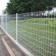 Good Quality White Vinyl Coated Welded Wire Fence Buy Welded Wire Fence Small Garden Fence Lightweight Garden Fencing Product On Alibaba Com
