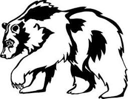 Bear Cub Brown Grizzle Black Alaska Left Or Right Vinyl Decal Sticker 796 Ebay