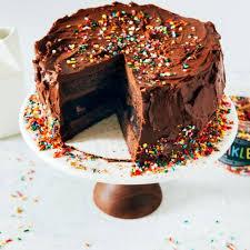 chocolate brownie cake hummingbird high