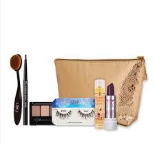 beauty bag 7pcs diva queen ikatehouse