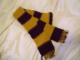 a homemade scarf secret santa 2016