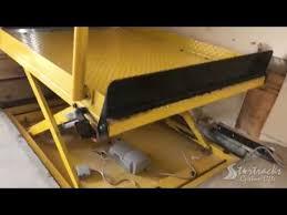 garage srs wheelchair platform lift