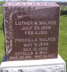 Priscilla Price Walker (1834-1906) - Find A Grave Memorial