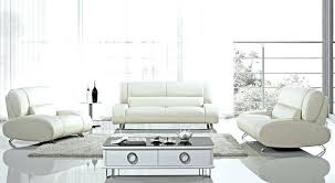 remarkable off white leather couch