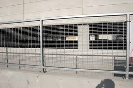 Palmshield Is Proud To Announce New Bar Grating Fence And Railing Systems American Fence Company Of Minnesota