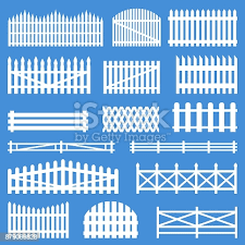 50 White Picket Fences Cartoons Illustrations Royalty Free Vector Graphics Clip Art Istock
