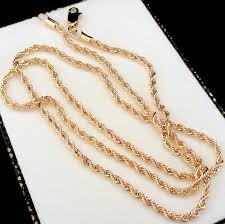 gold chain necklace for men jewelry