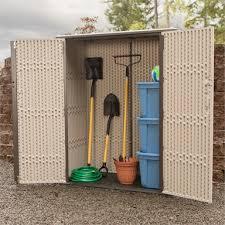 lifetime vertical storage shed
