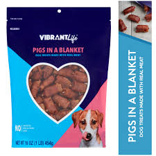 pigs in a blanket dog treats