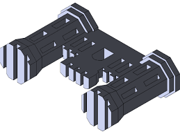 Engineer Castle 3d Cad Model Library Grabcad