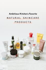 17 favorite natural skincare s