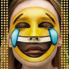 emoji makeup halloween alliance