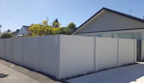 Integra Lightweight Concrete Fencing System Fencing And Gates Nz Archipro