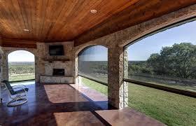 retractable solar screens patio shades