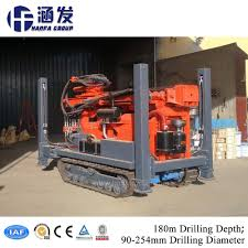 china homemade water well drilling rig