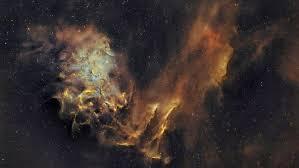 galaxy stars sky nebula planet