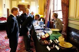 gifts to the grand master on show in