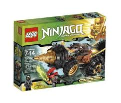 Buy Game / Play lego Ninjago Cole Earth Driller 70502. Minifigure,  Collectible, playset, Swordsman, Toy Toy / Child / Kid by we-r-Kids Online  at Low Prices in India - Amazon.in