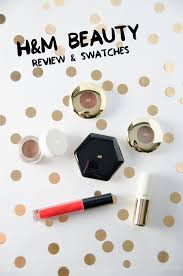 h m beauty review swatches ashbam