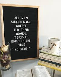 can i get an amen board felt letter board coffee quotes
