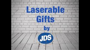 jds offers extensive laserable gift