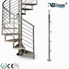 China 304 Stainless Steel Square Tube Fence Post For 40 50mm Glass Clamp China Glass Baluster Glass Fence