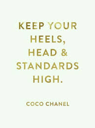 Inspirational Quotes about Work : Chanel | Style Quotes | Fashion ...