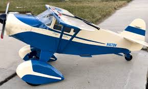 diy pedal planes for junior pilots