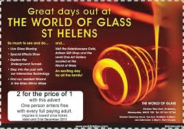 come and visit the world of glass