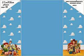 Toy Story 3 Invitaciones Para Imprimir Gratis Ideas Y Material