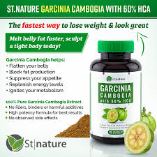nature garcinia cambogia with 60 hca
