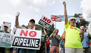 Lawsuit says western Massachusetts pipeline approval ignored climate risk |  Energy News Network