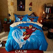 marvel iron man comforter set twin