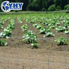 China Factory Sale 8ft Galvanized Fence Cattlefence For Cattle China Sheep And Goat Fence Cheap Fence Material
