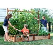 building a vertical vegetable garden